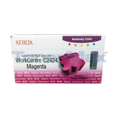 XEROX WORKCENTRE C2424 SOLID INK MAGENTA